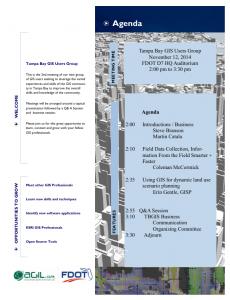 TBGIS Meeting Agenda Thumbnail